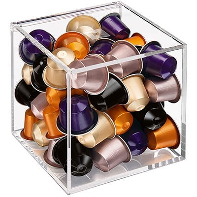 Go to CUBE CAPSULE DISPENSER