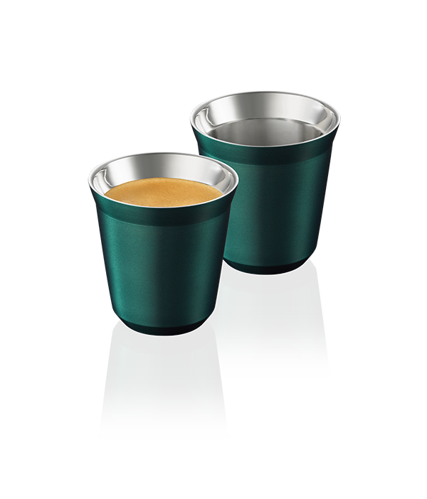 PIXIE LUNGO CUPS, FORTISSIO