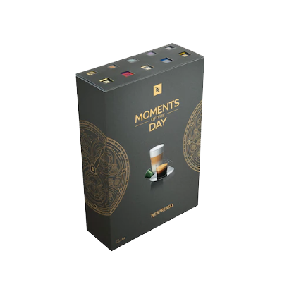 Go to MOMENTS OF THE DAY 100 CAPSULES ASSORTMENT