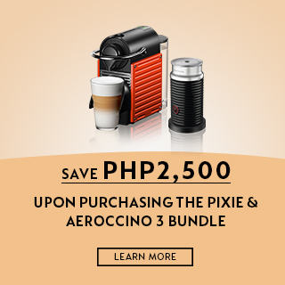 Pixie with Aeroccino 3 Bundle