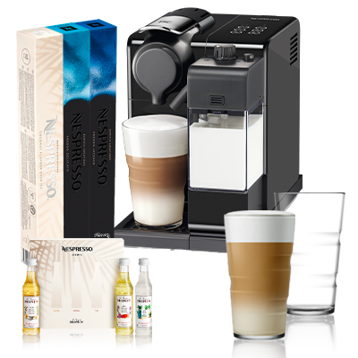 Lattissima Touch Father's Day Gift Set